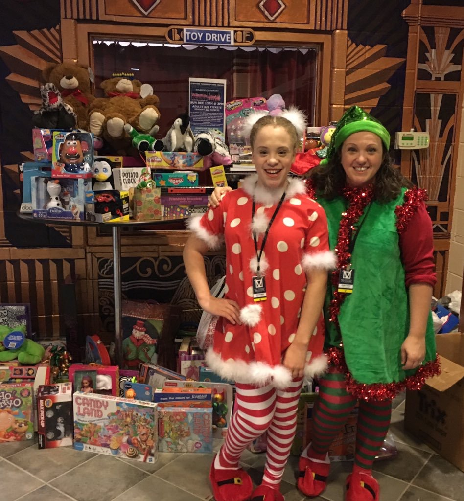 Toy Drive with Helpers